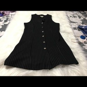 Vintage Pin Stipe Dress